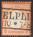 German Reich 1872 Mi3 PELPLIN.jpg