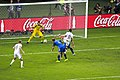 Germany and Argentina face off in the final of the World Cup 2014 -2014-07-13 (37).jpg