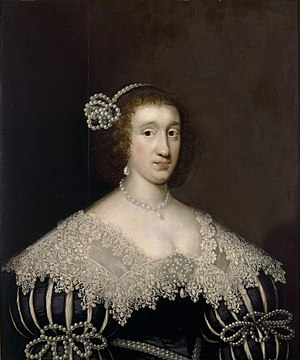 Catherine Howard, Countess of Suffolk - Gertrude Howard, Catherine's fourth child and second daughter