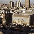 Gezicht over de stad vanuit hotel Le Vendome - Stichting Nationaal Museum van Wereldculturen - TM-20037989.jpg