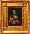 Giampietrino, madonna col bambino e icosidodecaedro sul retro, 1510-15 ca..JPG