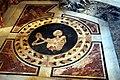 Gianlorenzo bernini, cappella cornaro, 1644-52, scheletri nel pavimento 01.jpg