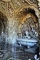 Giardino di castello, grotta degli animali o del diluvio, giochi d'acqua 07.jpg