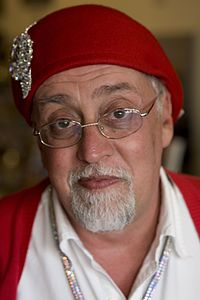 Gilbert Baker during SF Pride 2012 (hi-res).jpg