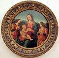 Giovanni antonio sogliani, madonna col bambino e angeli.JPG