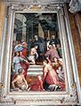Giovanni balducci detto il cosci, affreschi della cappella cavalcanti, storia di sant'egidio abate.jpg