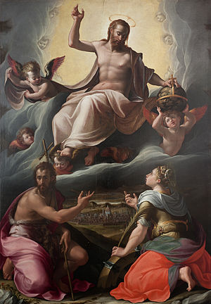 Girolamo Macchietti - Girolamo Macchietti, Pala Lioni, Florence, Villa Lioni