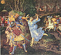Girolamo genga, fuga di enea da troia.jpg