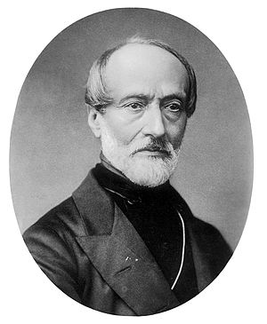 English: Italian statesman Giuseppe Mazzini