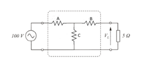 Open-circuit voltage - Given Circuit