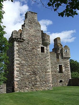 Glenbuchat Castle - Glenbuchat Castle