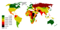 Global Peace Index 2011.png