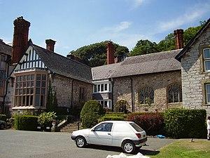 Gloddaeth Hall - Gloddaeth Hall