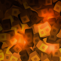 Glowing 3D Cubes in oil.png