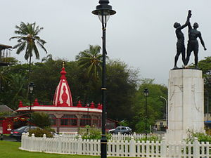 Goa Memorial