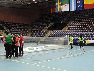 Algeria womens national goalball team Algerian national team, for the Paralympic sport of goalball