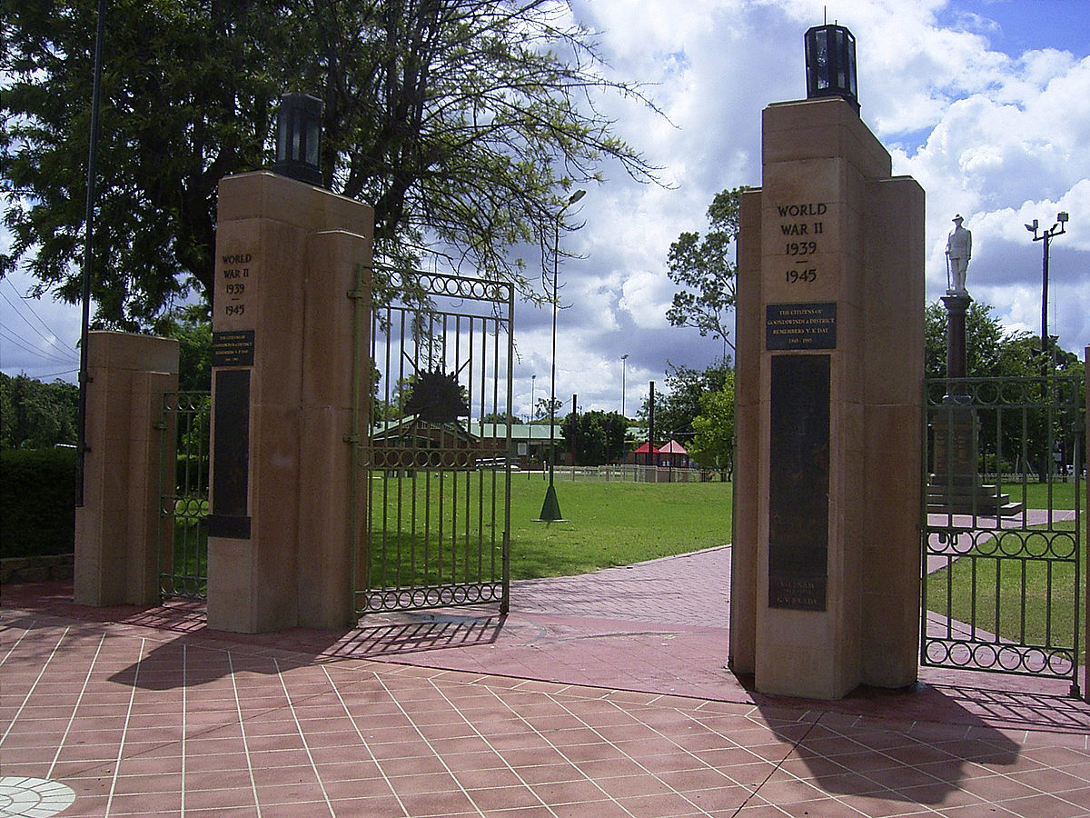 Goondiwindi War Memorial - Wikipedia