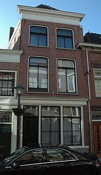 Gorinchem - rijksmonument 16667 - Molenstraat 44 20120311.jpg