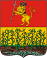 Gorokhovets COA (Vladimir Governorate) (1781).png