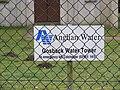 Gosbrook Water Tower Sign - geograph.org.uk - 1177122.jpg
