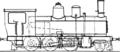 Gotthard Railway 2-6-0 tank locomotive.png