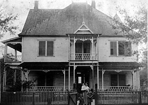 William Sherman Jennings - Governor William S. Jennings House in Brooksville, Florida
