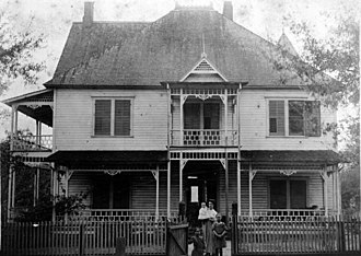William Sherman Jennings House - William S. Jennings House in Brooksville, Florida