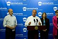 Governor Wolf and PEMA Director Rick Flinn Give Briefing on Hurricane Joaquin (21682132480).jpg