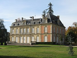 The Hermitage chateau