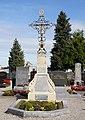 Grafenwörth - Friedhofskreuz.JPG