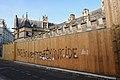 "Graffiti ""Marie-Antoinette = féminicide"", rue du Sommerard, Paris 5e 2.jpg"