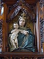 Gramastetten Pfarrkirche - Kanzel 2.jpg