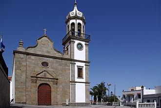 Granadilla de Abona - San Antonio de Padua Church