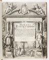 Graverat titelblad - Skoklosters slott - 93425.tif