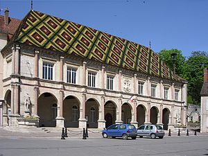 Haute-Saône - Image: Gray hotel de ville