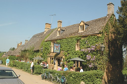 GreatTew FalklandArms southwest