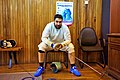 Greek Epee Fencers. Alexandros Kanellis.jpg