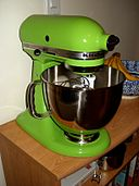 Green Apple KitchenAid