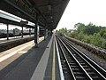 Greenford station, Eastbound Central Line platform - geograph.org.uk - 1384326.jpg