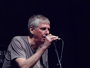 Greg Ginn - Greg Ginn performing with Black Flag in 2013