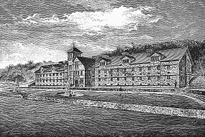The Culinary Institute of America at Greystone - Greystone Cellars in 1889