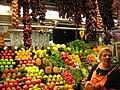 Groceries at Boqueria market.JPG