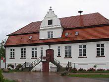 Arndts Geburtshaus (Quelle: Wikimedia)