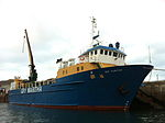Gry Maritha in St. Mary's harbour.JPG