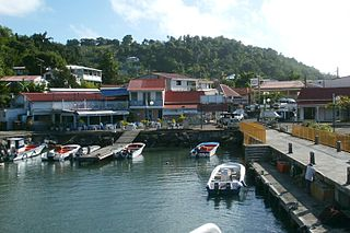 Trois-Rivières, Guadeloupe Commune in Guadeloupe, France