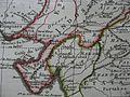 Gulf of Cambay From a map by Louis Brion de la Tour from Histoire Universelle depuis le Commencement du Monde c.1780.jpg