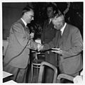 Gunnar Hedlund - Stämman i Ronneby 1958 (11309420686).jpg