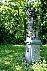 Gunterstein: tuinbeeld