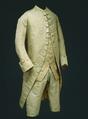Gustav IIIs celadondräkt, 1777 - Livrustkammaren - 39259.tif