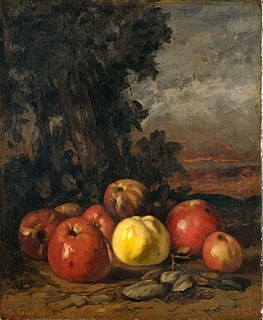 <i>Still-Life with Fruit</i> (Courbet)